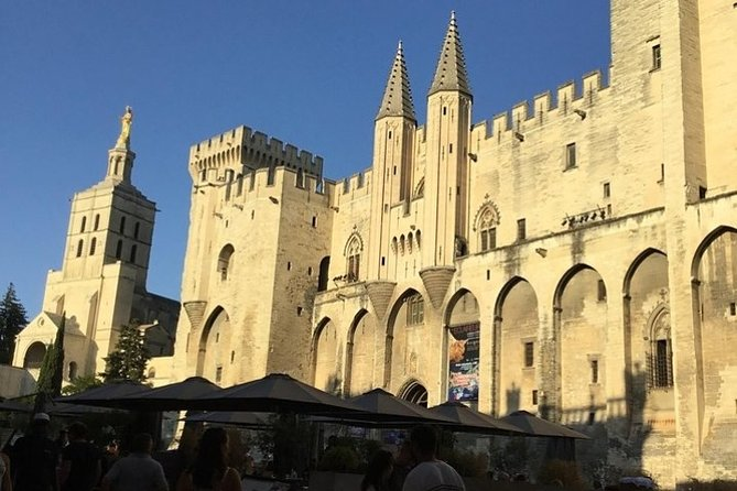 Transfert Avignon - Nice
