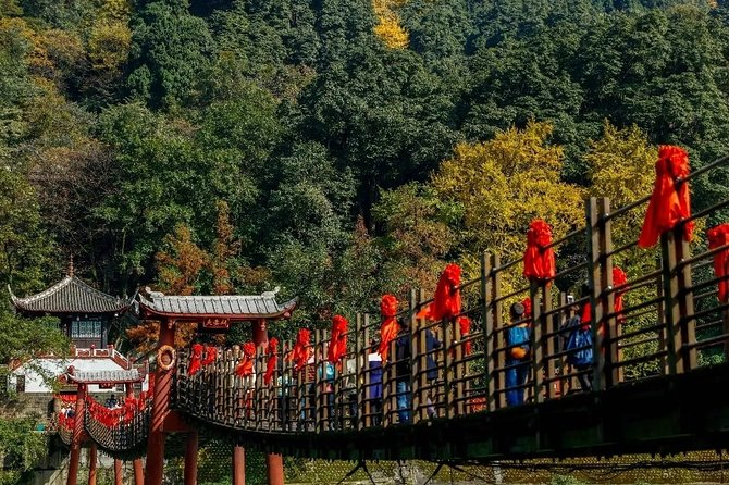 Private Mount Qingcheng and Dujiangyan Irrigation System Day Trip from Chengdu photo 2
