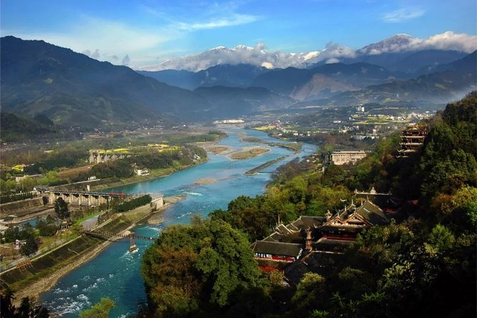 Private Mount Qingcheng and Dujiangyan Irrigation System Day Trip from Chengdu photo 10