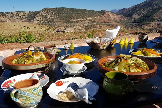 Marrakech: Day Trip To The Three Valleys & Berber Villages