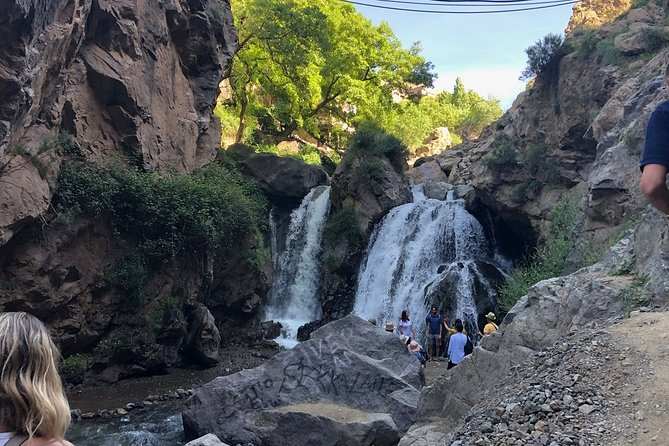 Toubkal National Park and The Berber villages Day Trip from Marrakech