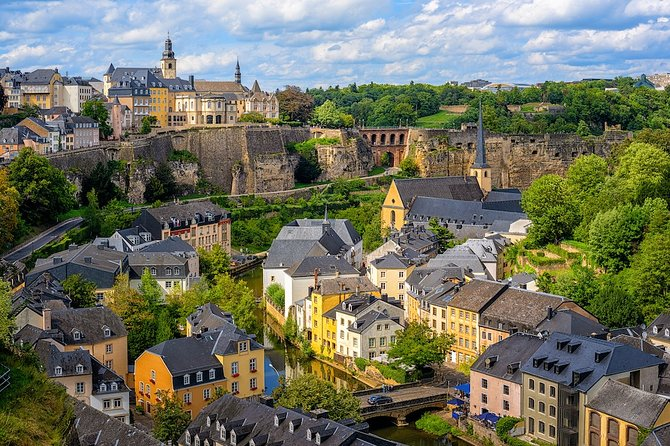 Luxembourg and Dinant Private Tour from Brussels+Licensed Guide and Limo Driver