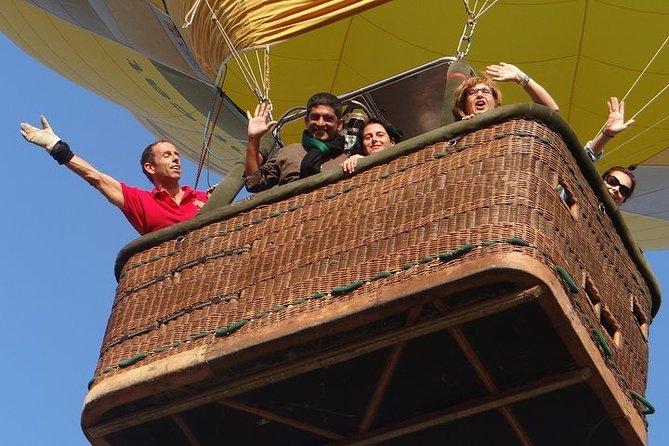 Balloon Riding Tour (Igualada)