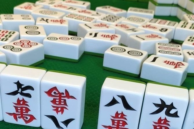 Private Half Day Mahjong Lesson