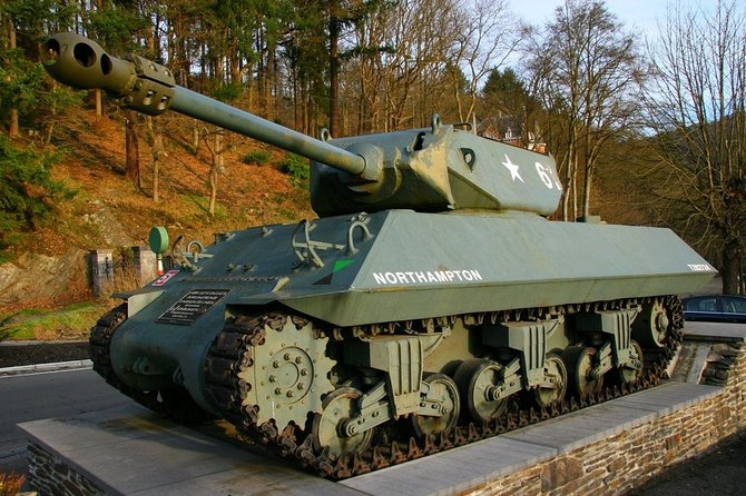 Battle of the Bulge Battlefields of WWII Full Day Private Tour