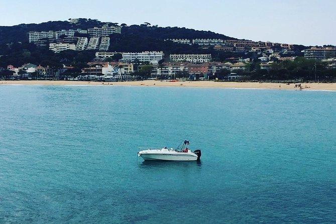 Boat trip Costa Brava Sant Feliu de Guixols boat trip, excursion