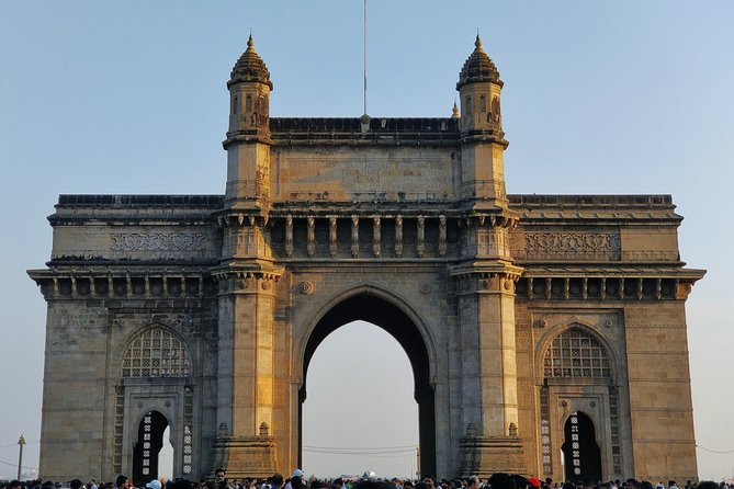 Private Half-Day Sightseeing Tour of Mumbai City