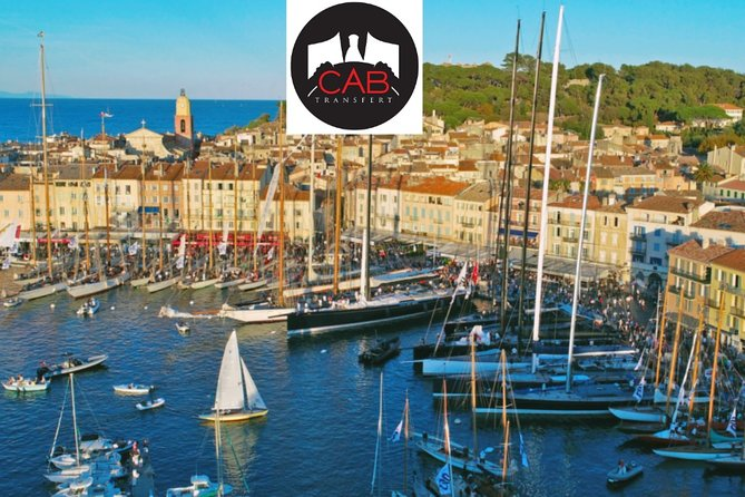 Marseille Provence Airport transfer ↔ Saint-Tropez