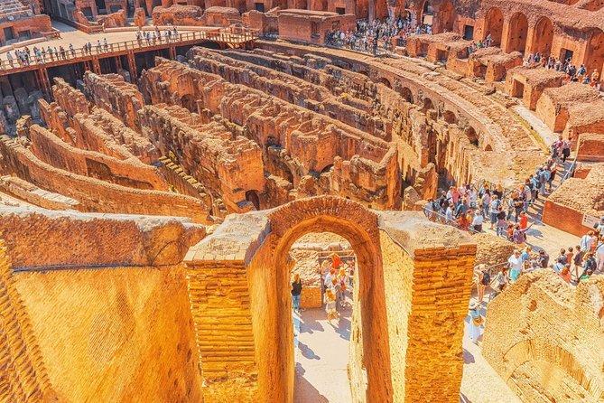 Экскурсия в Колизей без очереди
