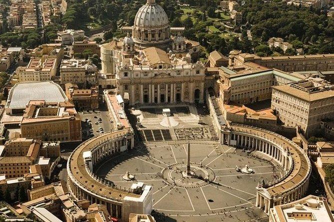 Экскурсия в Ватикан | Без очереди