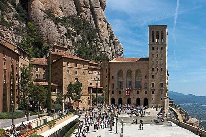 Montserrat + Wine celler Penedés Tour