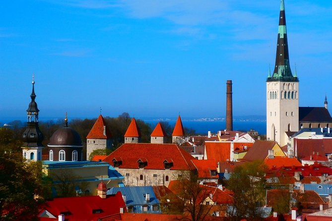 Tallinn Private Luxury Transportation with English Chaffeur