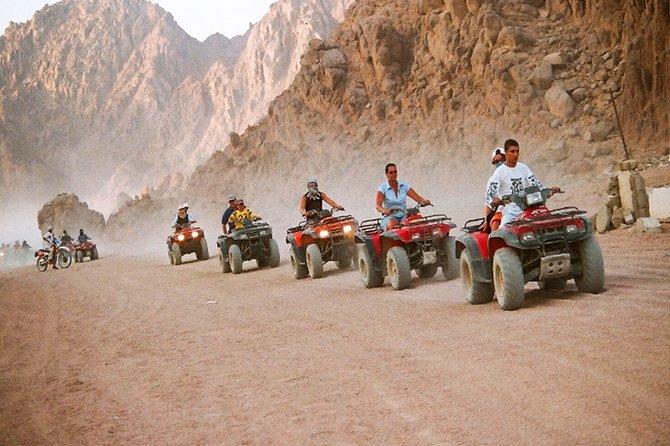 Quad Biking Safari in Sharm El Sheikh