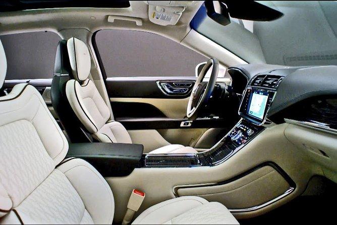 Sedan Car Lincoln Continental