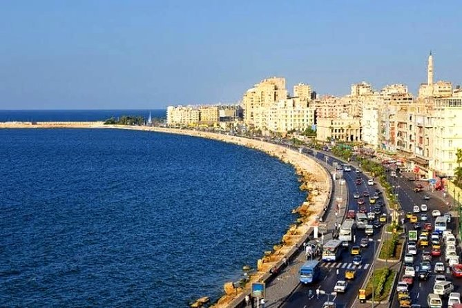 Full-Day Alexandria Sightseeing Excursion from Cairo
