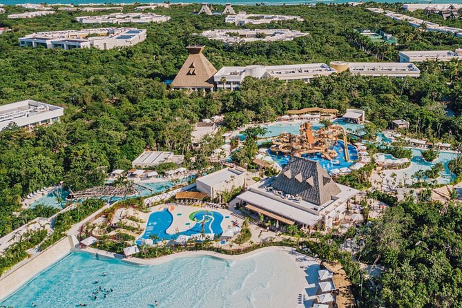 Visit the MOST EXCLUSIVE WATERPARK of RIVIERA MAYA. Includes Transportation.