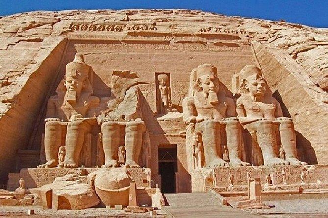 Trip to Abu Simbel by car