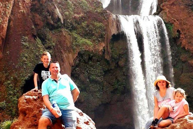 Ouzoud Waterfalls Group Tour from Marrakech