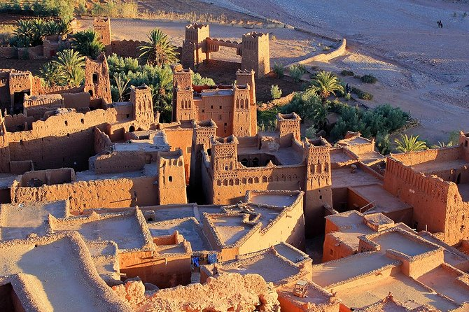 FROM MARRAKECH day trip to Ait Ben Haddou
