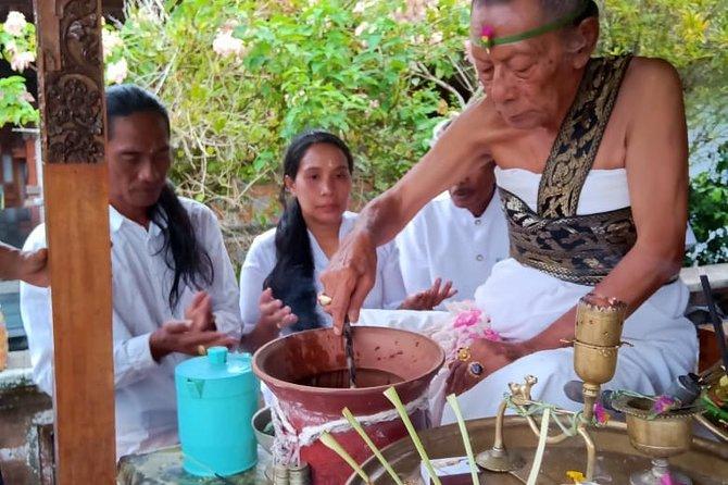 Balinese Healing