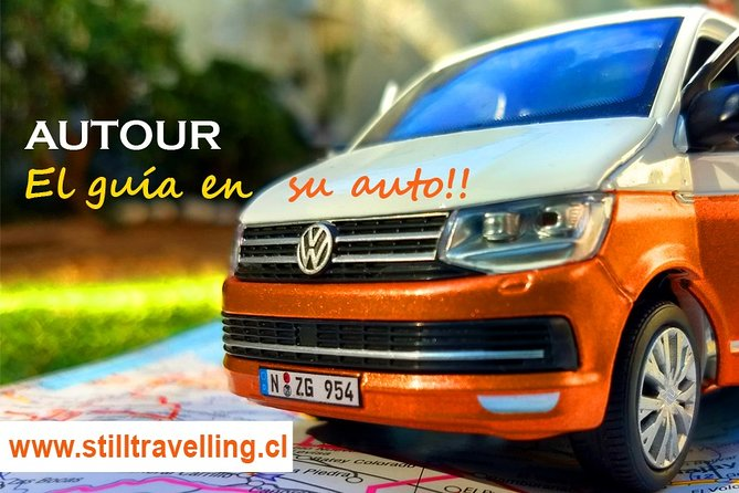 AuTour -Private tour in Valparaíso! From your car and with an online guide !!!
