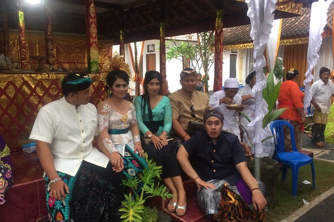 Balinese Traditional Wedding