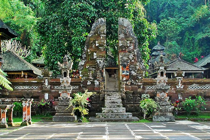Balinese Temple and Rice Terrace - Private Fullday Tour