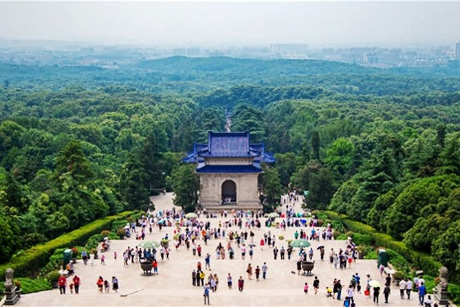 Nanjing Flexible Private Day Tour from Wuxi by Bullet Train