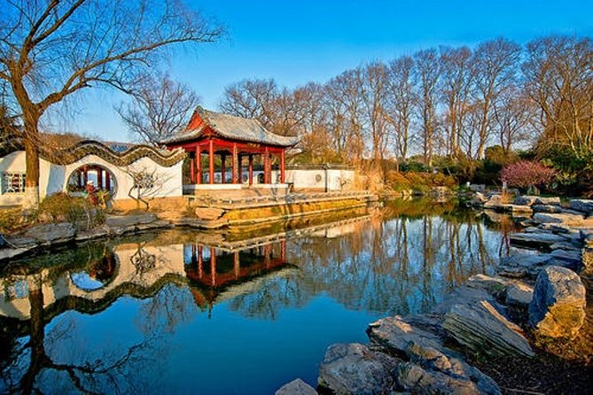 2-Day Nanjing Private Flexible Tour with Tangshan Hot Spring Spa Experience