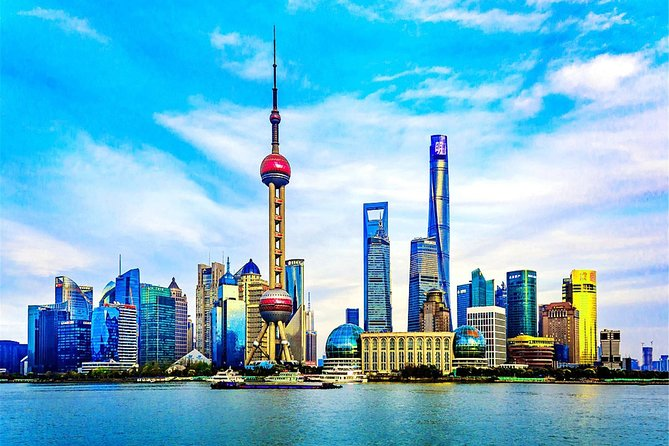 Shanghai Private Tailor-Made Day Tour from Wuxi By Bullet Train
