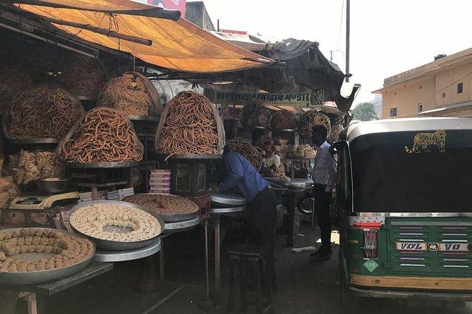 Tour and tuk tuk in Jaipur