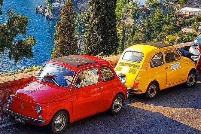 Private transfer Naples Sorrento and vice versa
