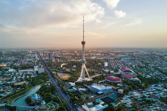 Tashkent Full Day City Tour (All entrance fees and lunch included)