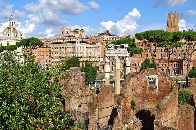 Heart of Ancient Rome Private Tour