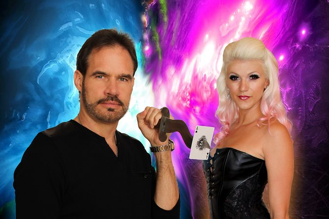Garry & Janine Carson Escape Reality Branson Magic Dinner Show