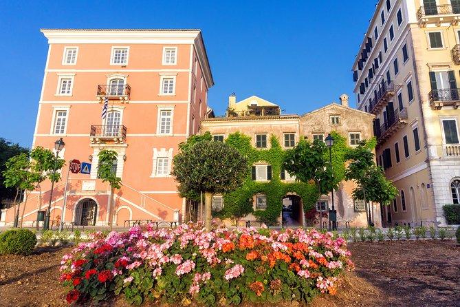 Small Group Corfu Walking City Tour