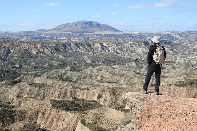 2-Day Geopark Granada: Desert, Ancient Culture and Food Tour