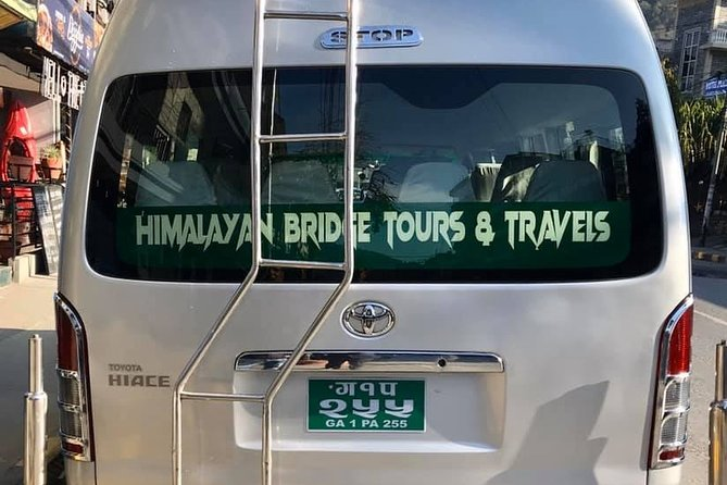 Pokhara To Kathmandu by Toyota Hiace (Private Trip)
