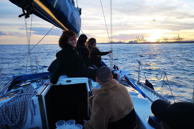 Your best experience sailing and swimming with a local expert being eco sustain.