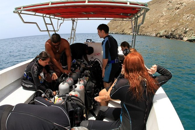 7 Days - Dive Vacation for 2 persons in Los Roques