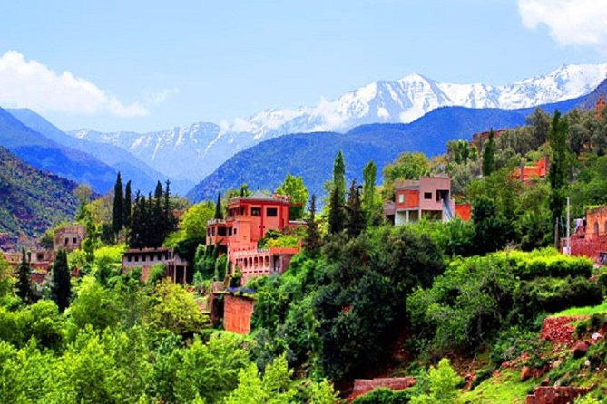 From Marrakech: Premium Full-Day Tour To Atlas Mountains & The Berber Villages