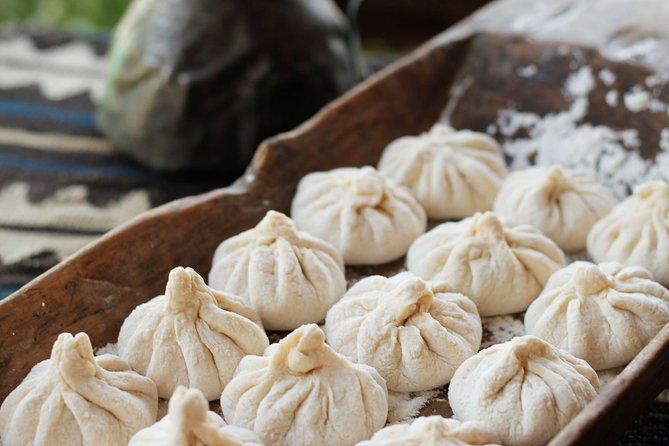 Traveling Spoon Georgian Dumplings Private Online Cooking Class