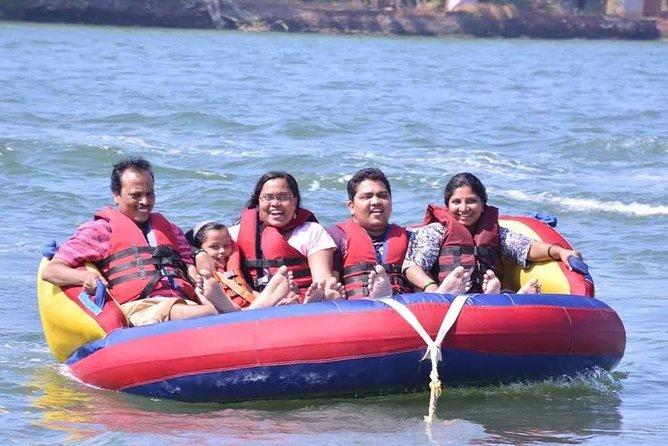 Parasailing, Jet Ski + 3 Water Sports Combo In Baga Beach Goa