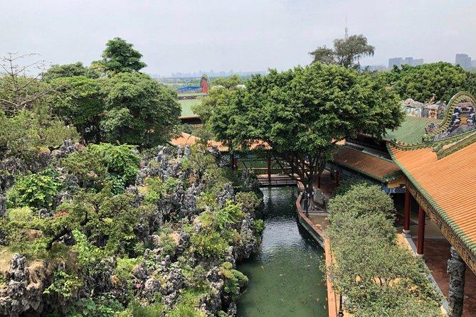 Private Day Tour in Guangzhou: Huangpu Old Port, Baomo Garden, Day Cruise etc.