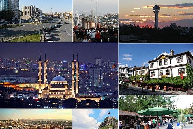 Daily Ankara City Tour From Istanbul