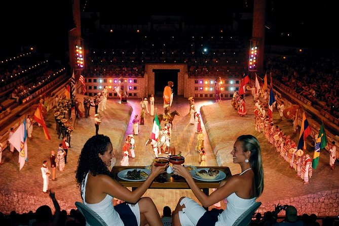 Xcaret Plus (all inclusive)