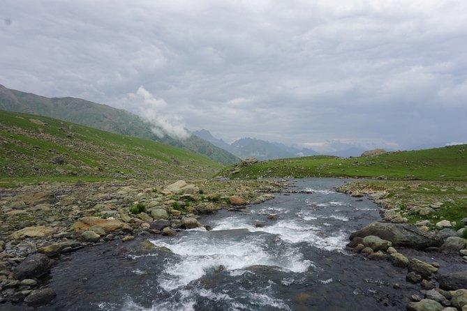 8 Days Kashmir Great Lakes Trekking Tour