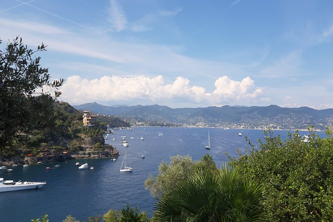 Private Hiking tour through Portofino Park