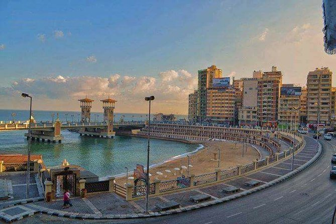 10- hours trip to Alexandria from Cairo day tour