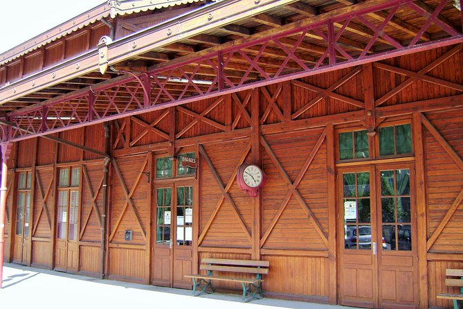 If Cauterets was told to me ... guided tour just for you and your tribe!